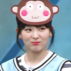 Seunghee's eyebrows