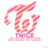Nation girl group Twice